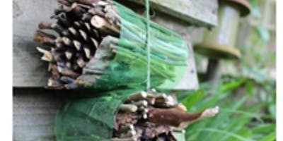 Mudgee School Holiday Activity - Build a Bug Hotel (Ages 6-8)