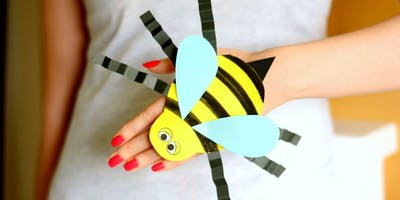 Mudgee School Holiday Activity - Bumblebees and Butterflies (Ages 6-8)