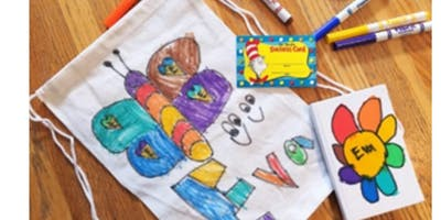 Mudgee School Holiday Activity - Library Bags and Pencil Cases (Ages 9-12)