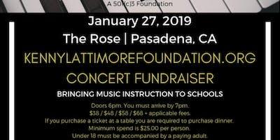 Reyna Opening for R&B singer Kenny Lattimore