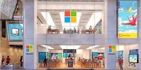 Power BI Dashboard In An Hour (DIAH) – Microsoft Store Sydney CBD - September 2019 tickets