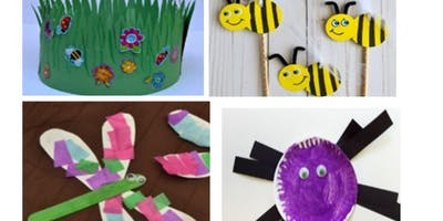 Mudgee School Holiday Activity - Bugs, Bugs, Everywhere (Ages 3-5)