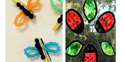 Mudgee School Holiday Activity - Magnets and Suncatchers (Ages 6-8)