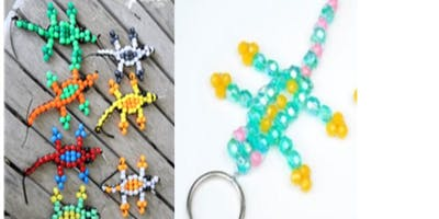 Mudgee School Holiday Activity - Key Rings and Bag Tags (Ages 9-12)