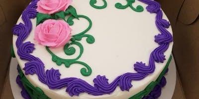 Begginers Cake Class