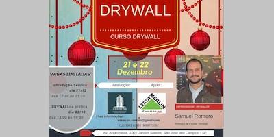 Curso básico Sistema Construtivo DRYWALL