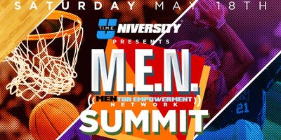 VOLUNTEER REGISTRATION ::: T.I.M.E. University Presents: M.E.N. - MENtor Empowerment Network Summit - Saturday, May 18 (Charlotte, NC)