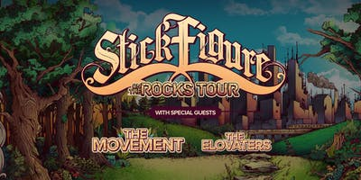 Stick Figure at House of Blues Dallas (April 4, 2019)