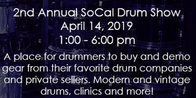 SoCal Drum Show Sponsored By Drum Flip