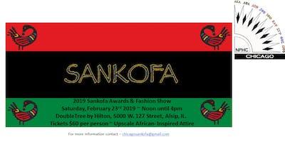 Sankofa Awards Celebration Banquet and Fashion Show