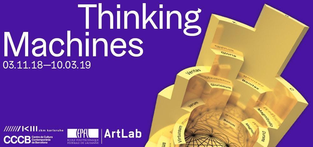 Thinking Machines. Ramon Llull and the ars combinatoria