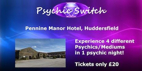Psychic Switch - Huddersfield tickets