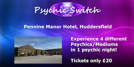 Psychic Switch - Huddersfield tickets