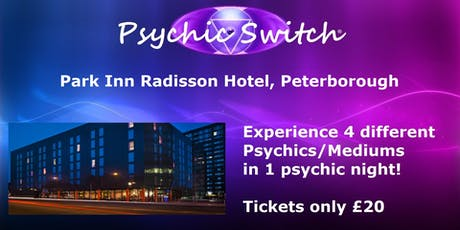 Psychic Switch - Peterborough tickets