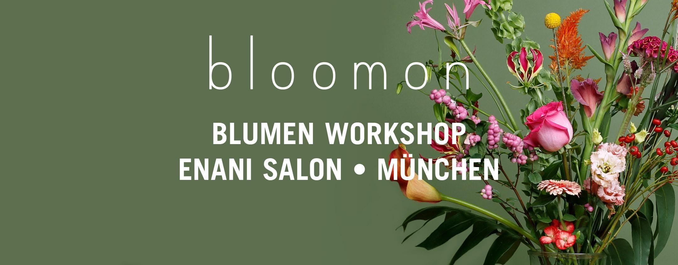 bloomon Workshop 02. Februar   München, Enani