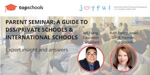 Parent Seminar: A guide to local schools and...