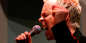 Vocalist Mark Jennett @ Chandos Arms Jazz