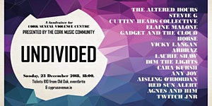 UNDIVIDED - Fundraiser for Cork Sexual Violence Centre