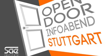 Open Door - Infoabend am SAE Institute Stuttgart Tickets