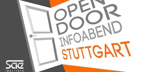 Open Door - Infoabend am SAE Institute Stuttgart Tickets
