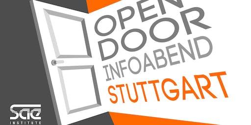 Open Door - Infoabend am SAE Institute Stuttgart