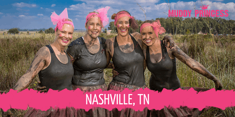 Muddy Princess Nashville, TN tickets
