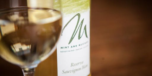 Penarth Mint and Mustard Wine and Dine Night