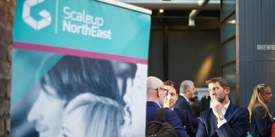 Scaleup North East - 'Should I Scale Or Should I Grow?'