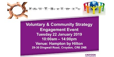 Voluntary & Community Strategy Engagement Event