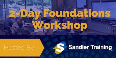 2-Day Foundations Workshop [by Sandler Training]