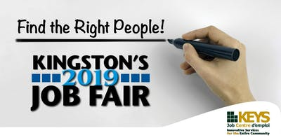 Kingston Job Fair 2019