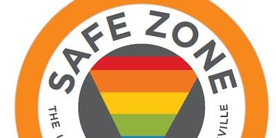 Safe Zone at UTK Tier 1 - Spring 2019