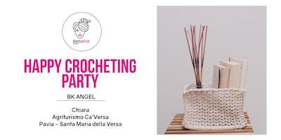 Crocheting Party - Chesty Basket