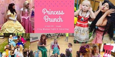 Princess Brunch at City Moose Café