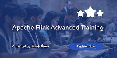 Apache Flink Advanced Training - Paris