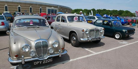 BMC & Leyland Show 2019  - Supported by Peter James Insurance   tickets