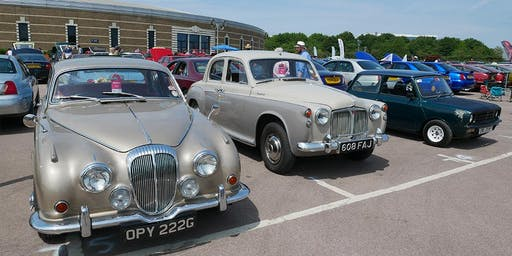 BMC & Leyland Show 2019  - Supported by Peter James Insurance