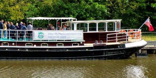 LEEF Storytelling Retreat: Tales Aboard The Thames Venturer