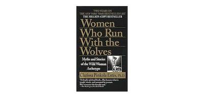 C O V E N BOOK CLUB #2 Women Who Run With the Wolves -Clarissa Pinkola Estés