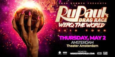 RuPaul's Drag Race: Werq the World Tour