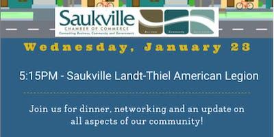 2019 Saukville State of the Community Dinner