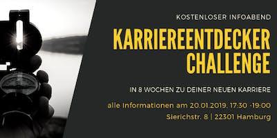 Karriereentdecker Challenge 2019 - in 8 Wochen zu deiner neuen Karriere!