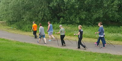 Introduction to Nordic Walking - April - Nantwich