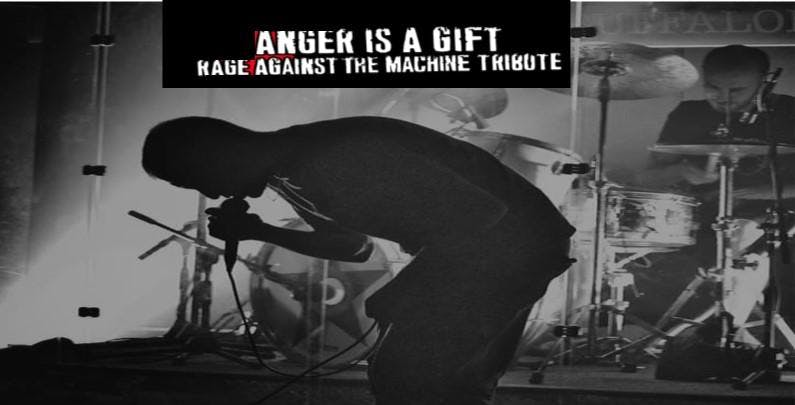 Anger is a Gift - Rage Against The Machine- W/ Fortunate Losers