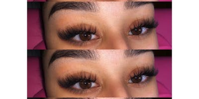 2 DAY LASH CLASS - DETAILED & HANDS ON