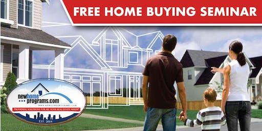 FREE Home Buying Seminar (Cypress, TX)