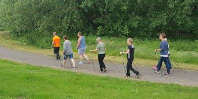 Learn to Nordic Walk - April - Nantwich