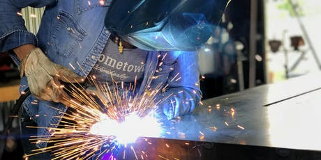 Introduction to Welding|Sunset Bench tickets