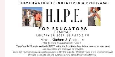 H.I.P.E. Seminar