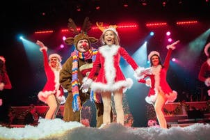 The Charleston Christmas Special 2018 - Kids Free Show!